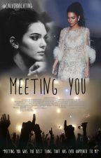 Meeting You ↠ Kendall Jenner [ ON HOLD ] by Califxrnicating