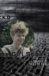 The Girl Shank {Newt x Reader} cover