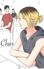 Clues (Kenma x Kuroo) by InsertName98