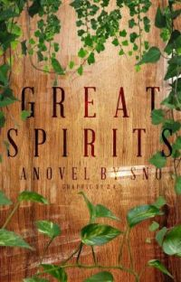 Great Spirits cover
