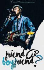 Friend or Boyfriend~ S.M. by PaniMendesowa