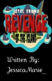 Total Drama Revenge of The Island cover