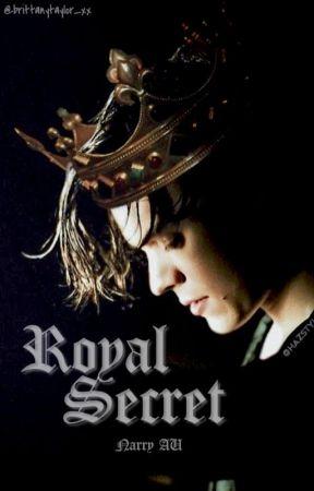 Royal Secret [n.s.] by Brittanytaylor_xx