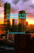 Animanauts: New Adventure Begins by JeremyHerrera9