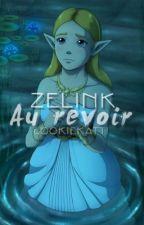 ZeLink: Au Revoir by CookieKatti