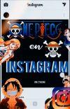 One Piece en Instagram cover