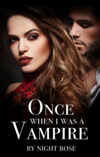 Once When I Was A Vampire (sample) cover