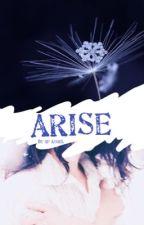 Arise (Jack Frost x Reader) by HFAngel