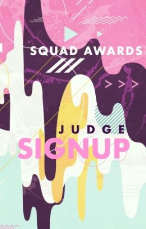 Judge Signup by MobSquad