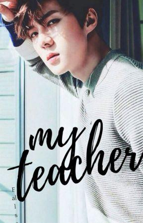My Teacher // Kaihun by -elfkizi-