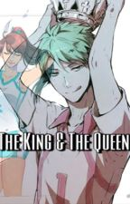 The King & The Queen | Oikawa Tooru X OC by 1121bella