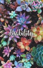 DISABILITY // larry [✔️] by louisftshiall