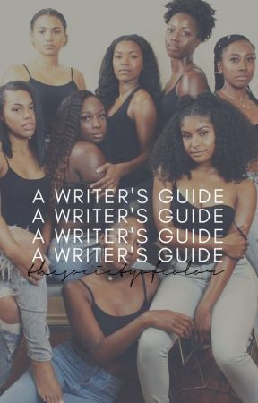 LEARN ► A WRITER'S GUIDE TO POC BOOKS by thesocietyofcolor