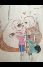 My art stuff/OC's-love-funny-comics by rosi-chatter17