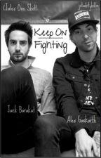 Keep On Fighting (Jalex One Shot) by jstadrtyhdlm