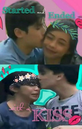 Started And Ended With A Kiss (MayWard/MayCo)✔ by rebelromanoff