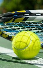 Tennis Player One Shots by VamosBarcelona