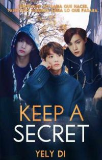 Keep A Secret |VKook| cover