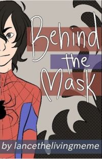 Behind the Mask // Klance AU cover