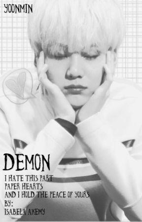 Demon-yoonmin by MyakeIsDeadInside