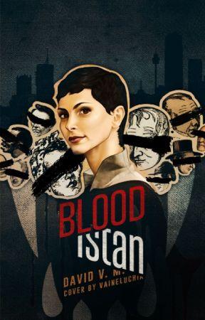 Bloodistan // Vampire Thriller by maybeiwas2shy