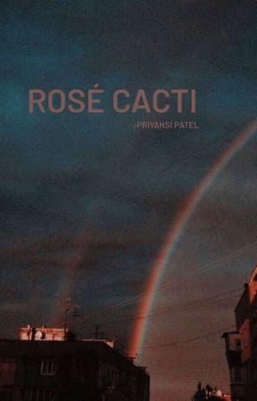 Rosé Cacti by lillianaland
