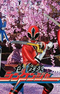 [DROP] [Samurai Sentai Shinkenger Fanfiction] Samurai Vs. Shinkenger