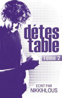 Détestable (Fêlé II) cover