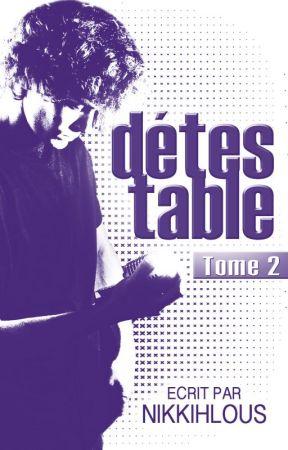 Détestable (Fêlé II) by Nikkihlous