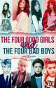 The Four Good Girls and The Four Bad Boys by iamDhyana