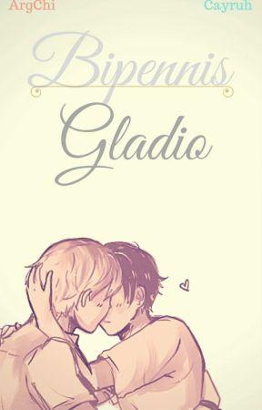 [ArgChi] Bipennis Gladio. by Cayruh