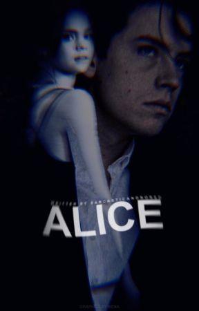 ALICE → jughead jones {riverdale} by SarcasticAndBored