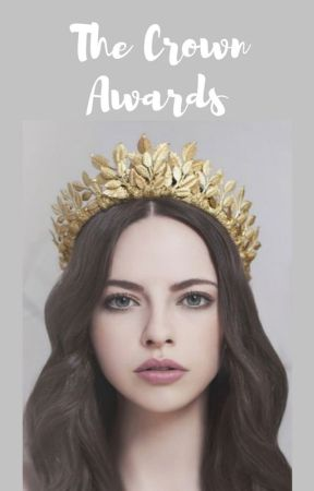 The Crown Awards 2017 [CLOSED] by CrownAwards