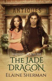 Imprint (a novel) Book One- The Jade Dragon cover