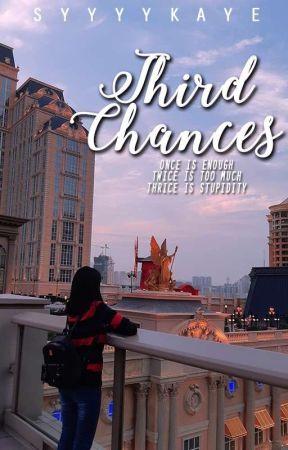 THIRD CHANCES by syyyykaye