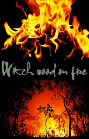 Witch Wood On Fire  by eduymary