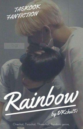 [TAEKOOK] - Rainbow by VKchu137