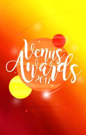Venus Awards 2017 by TheUniverseAwards