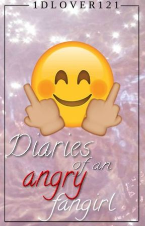 Diaries of an Angry Fangirl by juliaxwrites