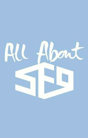 All About SF9 by fantasense
