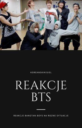 REAKCJE BTS by hobiesbb