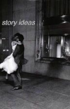 story/oneshot ideas by sad-salad