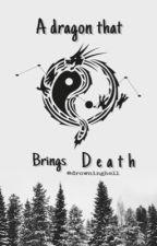 A dragon that brings death. Hak X dragonrider! reader X soo- won  [ editing] by drowninghell