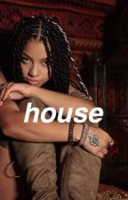 house ↬ lip gallagher by BrewerChantelle
