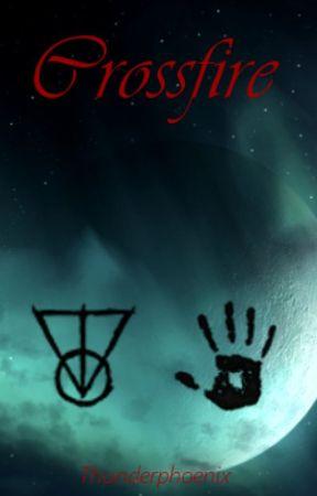 Crossfire (A Skyrim Fan Fiction) by Thunderphoenix