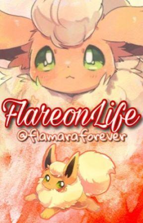 ×ÜBERARBEITUNG ABGEBROCHEN× FlareonLife - Pokémon ff by flamaraforever