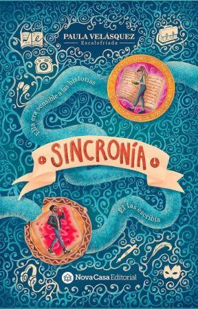 Sincronía [Disponible en papel y ebook] by escalofriada