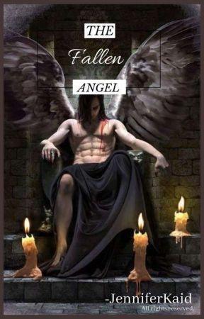 The Fallen Angel (L.S. Fantasy AU) by JenniferKaid