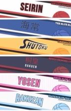 KNB-The Miracle Shooter by VoltageWriter