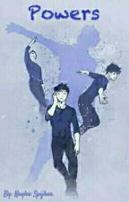 Powers (Yuri On Ice AU fanfic)  by DragonRaindrop